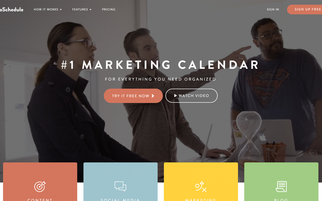 How to Expedite Your Content Marketing with the Best Editorial Calendar